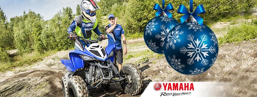 Yamaha YFM90 R – børnenes ATV med bakgear
