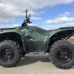 Yamaha ATV model YFM700 Kodiak IRS