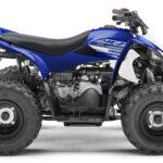 Yamaha ATV 50 ccm